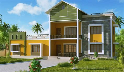 exterior home design for small house thraam