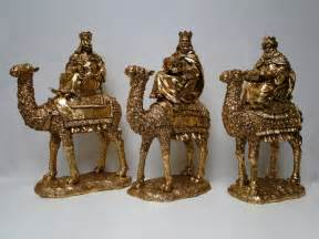 three wise men tabletop christmas decorations