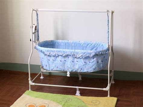 baby swing bed blue electric baby swing bed bx a31 at2 beixue china