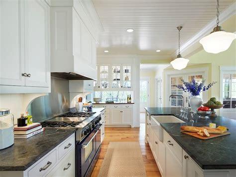 soapstone counters traditional kitchen benjamin white dove martha o hara interiors