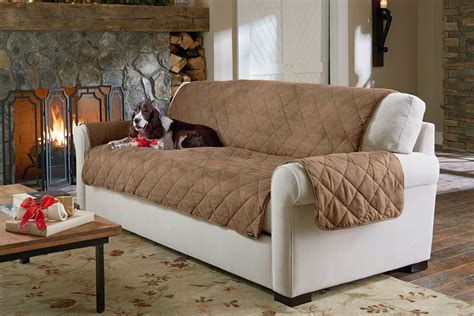 leather couch cover for dogs sure fit slipcovers life is ruff pet proof your decor