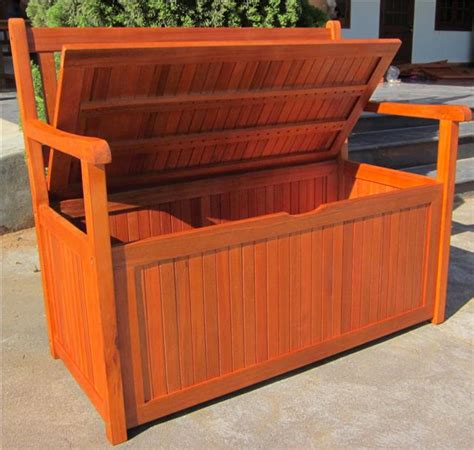 wood storage bench outdoor hardwood wooden garden storage bench 2 and 3 seater wood