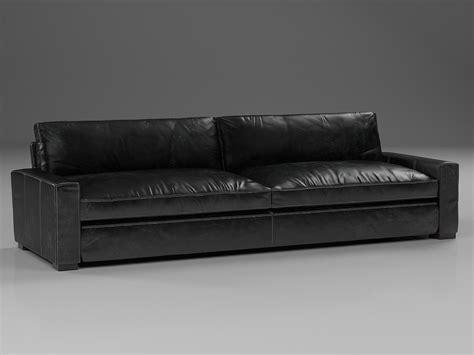 Maxwell Leather Sofa On Behance Maxwell Leather Sofa