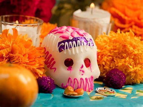 imagenes halloween y dia de muertos imagenes de dia de muertos ofrendas