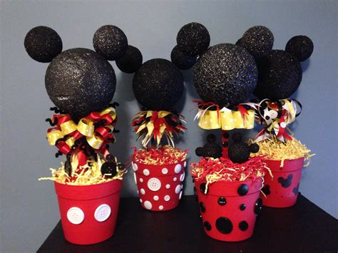 mickey mouse clubhouse centerpiece ideas mickey mouse centerpieces mickey mouse clubhouse