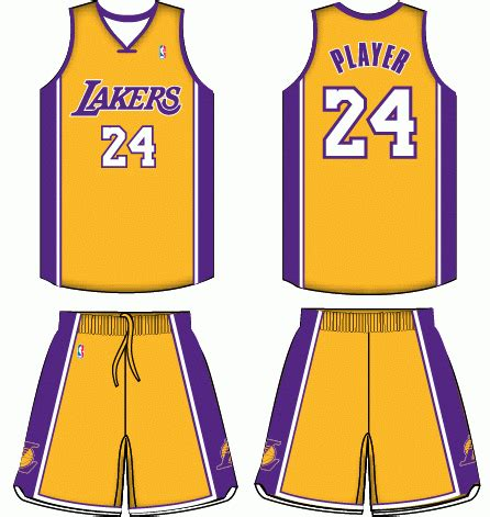 Jersey Basketball Lakers Original dosya la lakers forma gif vikipedi