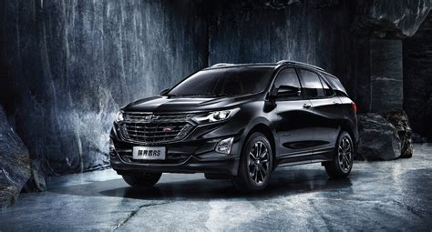 chevrolet equinox back 2018 chevy equinox rs package gm authority