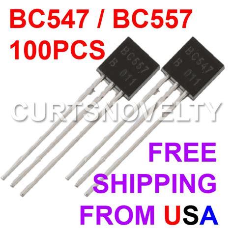 bc557 transistor theory transistor bc547 bc557 28 images bc557 npn transistor 100 pcs combo 50x bc547 50x bc557