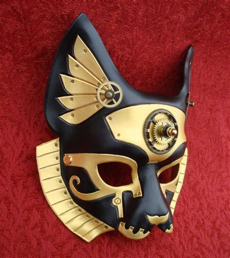 Spinx Mask 10 cool cat masks caterville