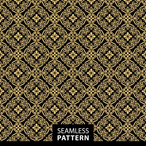 gold pattern ai golden pattern background vector free download