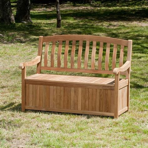 how to build a bench seat outdoor outdoor storage bench outdoor storage bench seat teak