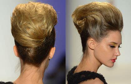 les coiffures des ann 233 es 60 le retour du vintage