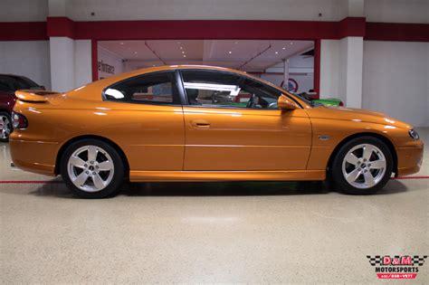 local pontiac dealer 2006 pontiac gto stock m5794 for sale near glen ellyn