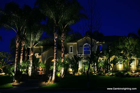 Landscape Lighting Systems Gambino Landscape Lighting Hybrid Low Voltage Gambino Led Halogen Landscape Lighting Systems