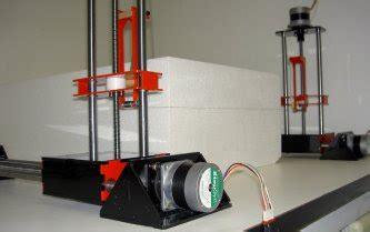 Alat Pemotong Sterofoam 3 Mata Wire Foam Styrofoam Cutter Potong Dc Motor Motor Stepper Dc Servo Ac Servo Wire Foam Cut Cnc
