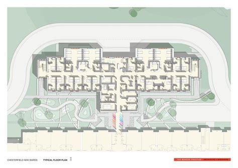 drug rehabilitation center floor plan chesterfield hospital in west yorkshire uk by the manser