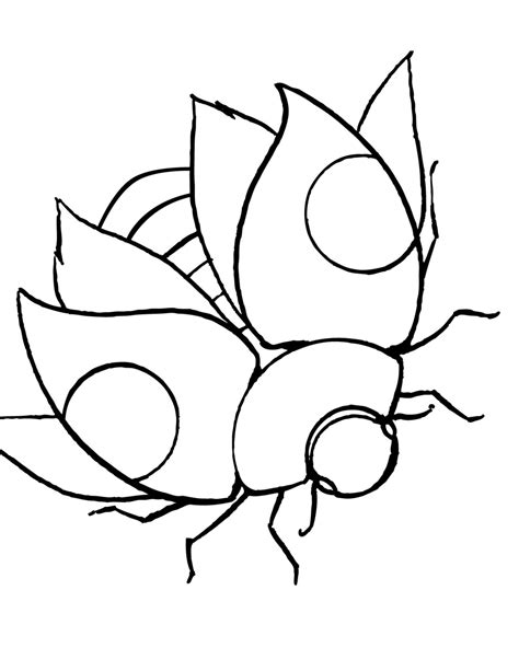 ladybug coloring pages coloring town