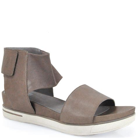 eileen fisher shoes eileen fisher platform sandal in brown lyst