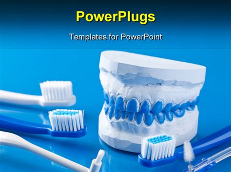dental powerpoint templates free best plaster dental powerpoint template individual