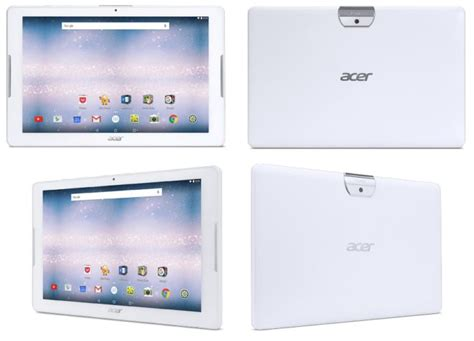 Baterai Tablet Acer Iconia harga acer iconia one 10 b3 a30 dan spesifikasi tablet 10 1 inchi baterai 6100 mah oketekno