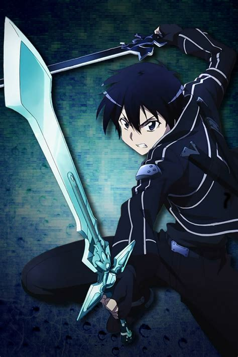Sao 2 Kirito Iphone Dan Semua Hp kirito iphone wallpaper wallpapersafari