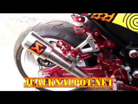 Knalpot Racing Proliner All New Cb150 aksesoris yamaha new vixon html autos weblog