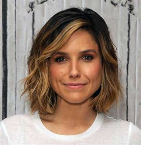 female bush haircut 30 best wavy bob hairstyles bob hairstyles 2017 short