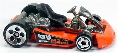 5712 Handfat Karet Racing Orange go kart 43mm 1998 wheels newsletter