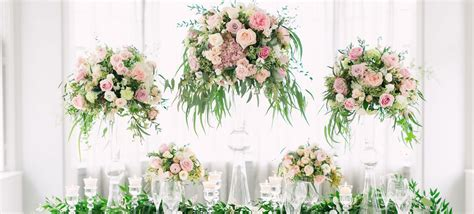 Wedding Decor Flower by Wedding Decorations Toronto Flowers Centerpieces