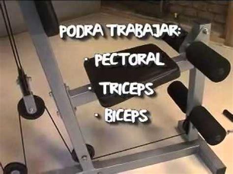 gimnasio en casa multifuncional bodytone armar multigym relacionados con armar