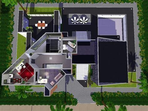 Sims 3 House Plans Modern Best Of Modern House Floor Plans Sims 3 New Home Plans Design
