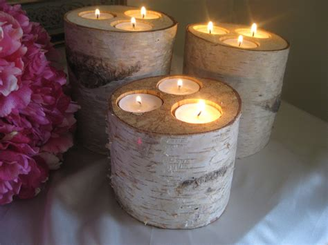 rustic wedding centerpieces with candles rustic wedding