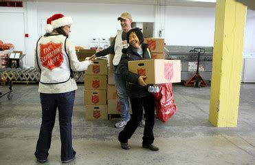 Salvation Army Toy Giveaway 2017 - nicole ramos pictures photos images zimbio