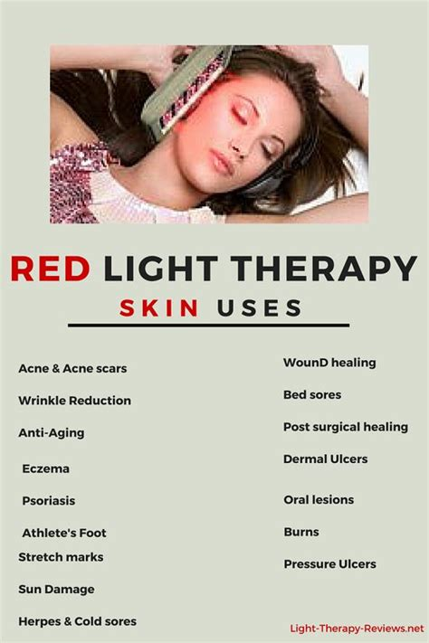 Red Light Skin Therapy 32 Best Red Light Therapy Images On Pinterest Red Light