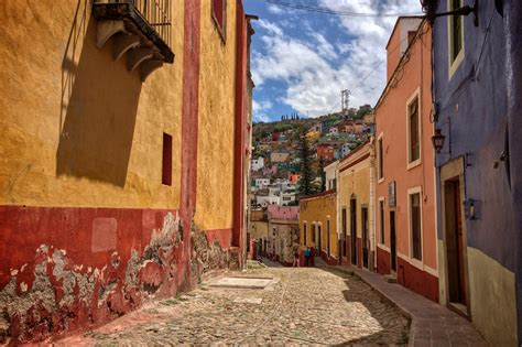 Emerald Color On The Streets Of Guanajuato Mexico Hecktic Travels
