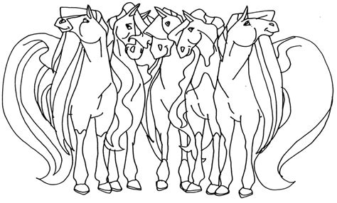 horseland coloring pages horseland pictures az coloring pages