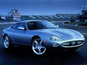 Silverstone Jaguar Jaguar Xkr Silverstone Coupe 2001