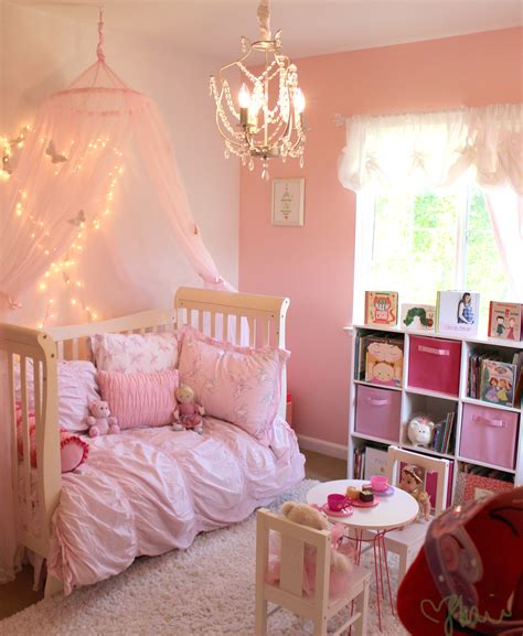 small girls bedroom a chic toddler room fit for a sweet little princess