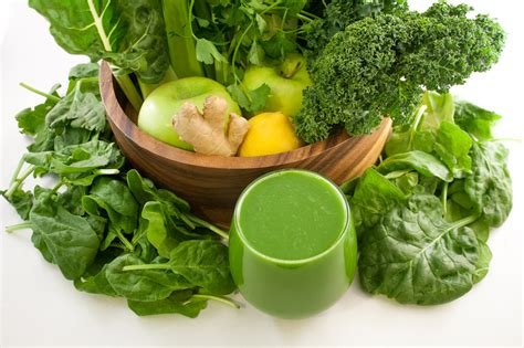 Detox With Vegetables by Green Juice Recipe Why You Should