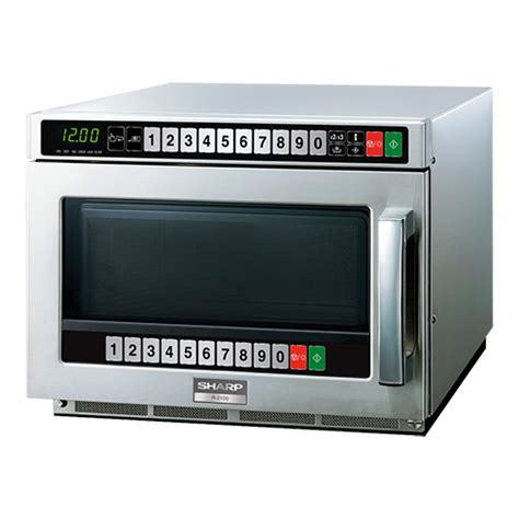 Magnetron Microwave Sharp magnetron sharp rvs touch tiptoets bediening 370002