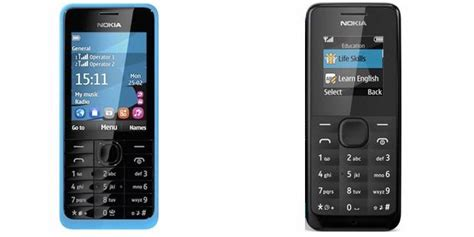Update Hp Nokia 105 ponsel nokia murah terbaru 2013 spesifikasi nokia 105