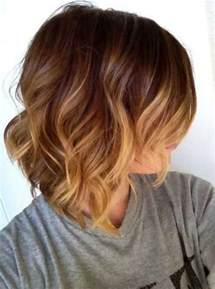 11 ombre styles for short hair