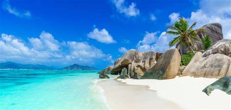 Adobe Home Design tropical paradise anse source d argent beach on island