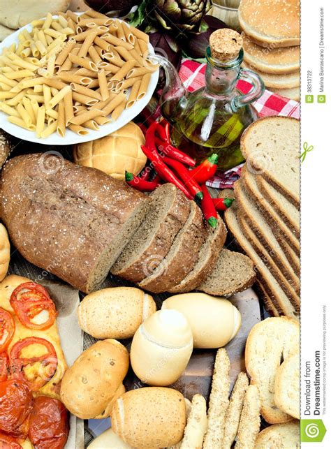 a z carbohydrates carbohydrates food stock photography image 38313722