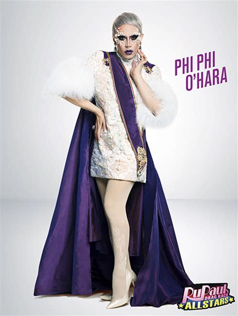 Detox Alaska Phiphi by Rupaul S All Drag Race Season 2 Cast Announced Photos
