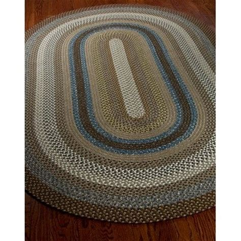 oval braided rugs cheap black friday safavieh braided collection brd313a multicolor braided cotton oval area rug 5