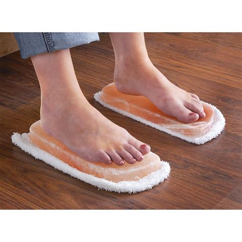 Foot Detox by Himalayan Salt Foot Detox Tiles 226143 Foot Care At