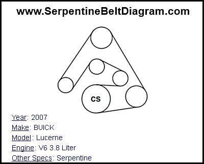 how to put a belt on a 2007 maybach 57 187 2007 buick lucerne serpentine belt diagram for v6 3 8 liter engine serpentine belt diagram
