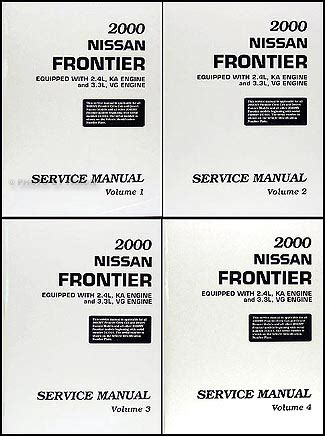 service manuals schematics 2000 nissan altima engine control 2000 nissan frontier cd rom repair shop manual