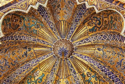 Mosque Cathedral of Córdoba, Cordoba, Spain   Byzantine style